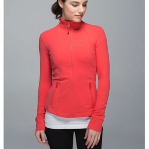 Lululemon Define Jacket Coral